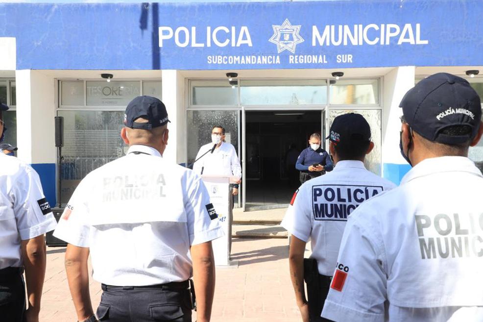 Alcalde capitalino exhorta a redoblar esfuerzos por la seguridad